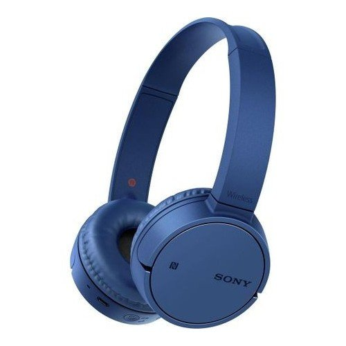 Casti audio Sony WH-CH500L, Wireless